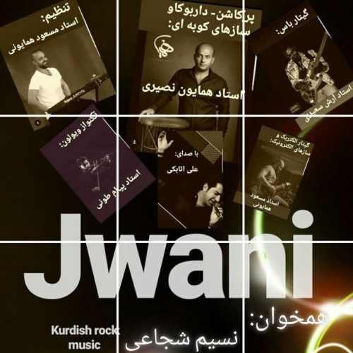دانلود آهنگ جوانی از علی اتابکی