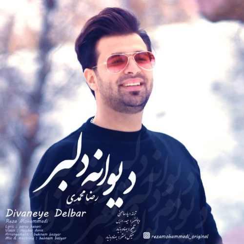 دانلود آهنگ دیوانه دلبر از رضا محمدی