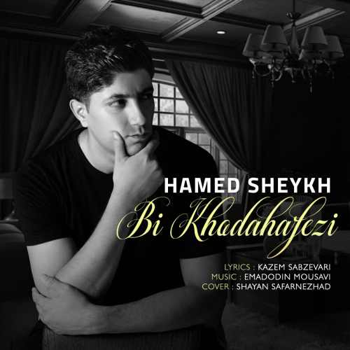 دانلود آهنگ بی خداحافظی از حامد شیخ