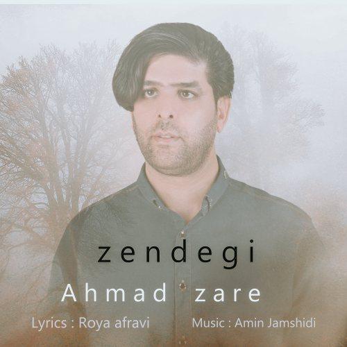 دانلود آهنگ زندگی از احمد زارع