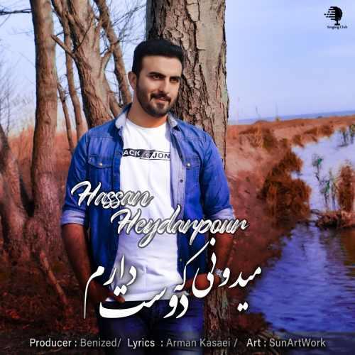 دانلود آهنگ میدونی که دوست دارم از حسن حیدرپور