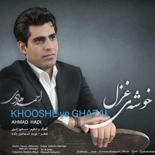 دانلود آهنگ خوشه غزل از احمد هادی