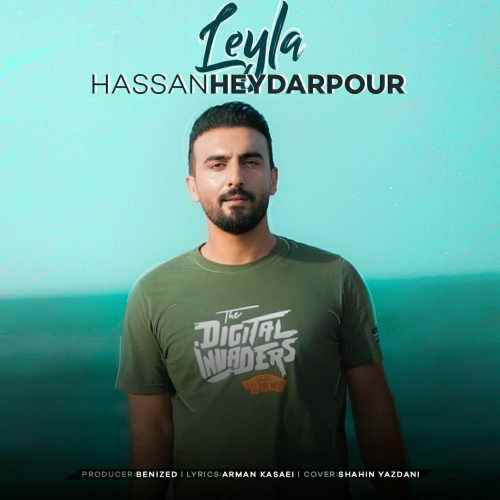 دانلود آهنگ لیلا از حسن حیدرپور